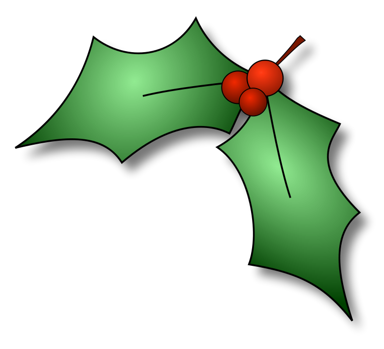 Christmas Holly Clip Art.Christmas Holly Clipart Holly Corner Large Dynamic Load